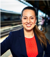 "Catalina Cruz New York State Assemblywoman for the 29th District ""A DREAMer Elected into Office"""